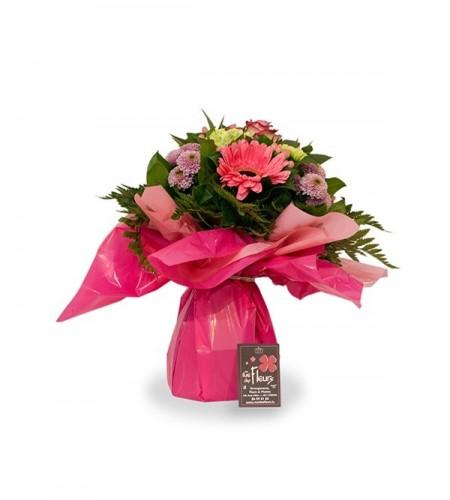 Bouquet Berlin rose - S