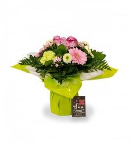 Bouquet Berlin rose - XS