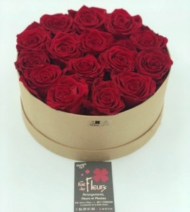Roses éternelles plaisir