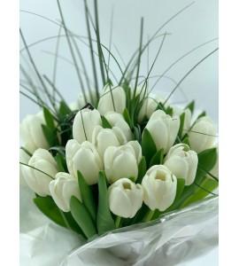 Bouquet Sofia blanc