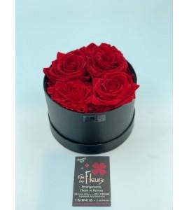 Roses éternelles influences