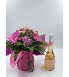 Bouquet Berlin M et rosé